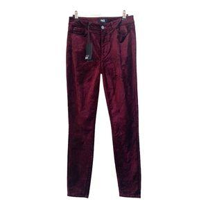NWT Paige Hoxton Ultra Skinny High Waisted  Pants
